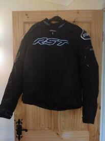 RST mens motorbike jacket excellent condition