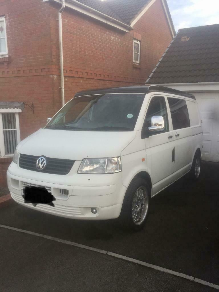 VW Transporter with Awning | in Loughor, Swansea | Gumtree