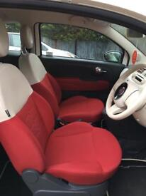 Fiat 500 Sold