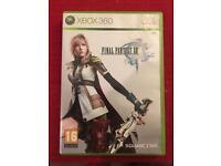 Final Fantasy XIII - Xbox 360 - £5 ONO