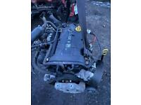 Vauxhall engine s and gearbox s