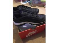 Size 10 men's Nike air max 97