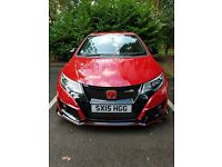 Civic Type-R GT with service plan & 4300 miles