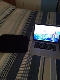 Macbook Pro 15 inch | 2015 | High Spec, Great Condition