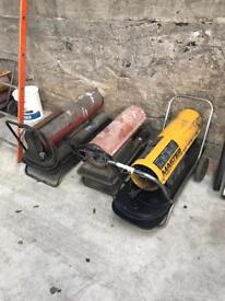 Wanted infra sun heater hr35 space heater for parts
