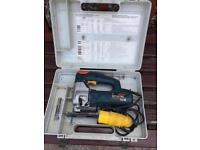 Bosch professional 110 v jigsaw in case only £30 !