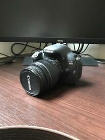 Canon 700D w/ EFS 18-55mm