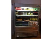 Multi deck display fridge for sale £695 good clean condition