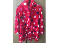 Girls dressing gown age 2-3