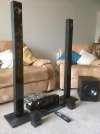 LG BH7420P 5.1 Channel 1100W 3D Blu Ray Home Cinema System