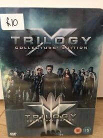 Marvel X-Men Trilogy DVD Steelbook
