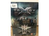 Marvel X-Men Trilogy DVD Steelbook