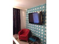 Double room available now for short let £195 per week close to city centre