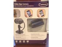 Video app camera