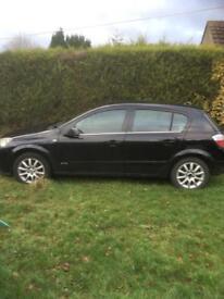 Vauxhall Astra elite 1.7 cdti
