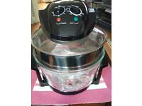 Halogen convection oven.Electrotec