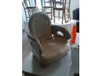 Fold away / travel high chair