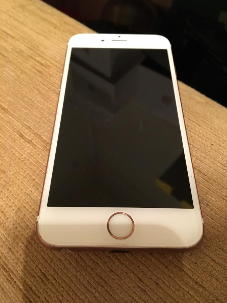 iPhone 6s 128gb rose gold boxed 02