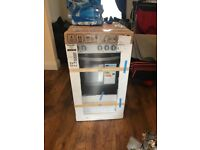 Brand New Montpellier 50cm Single Cavity Electric Cooker, White. NO OFFERS RRP £250