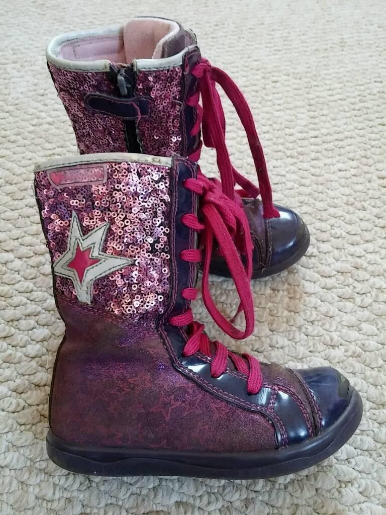 Girls boots size 25 from agatha ruiz de la prada