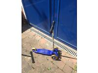 Mini micro scooter blue £30 ono