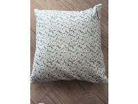 Brand new lace cushion
