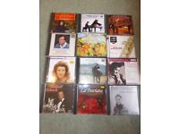 Collection of about 50 Opera and Classical CDS