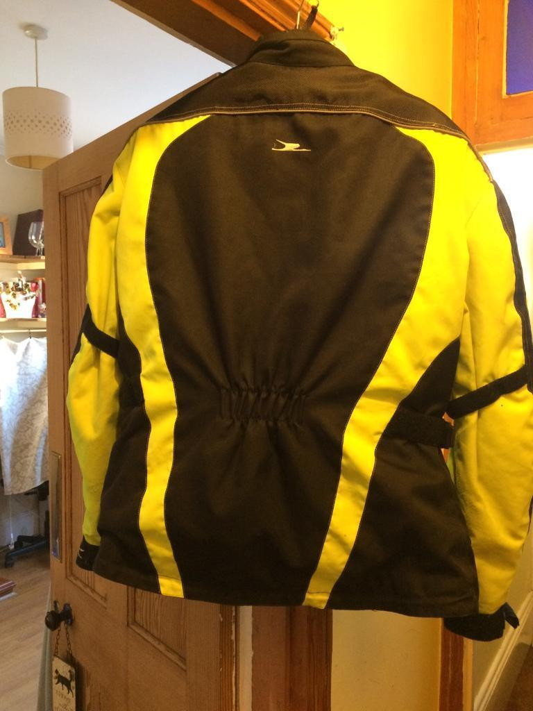 XL Motorcycle Jacket