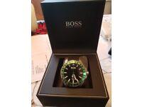 Hugo Boss Hole in One Club Watch