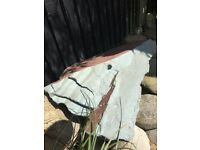 Grey/Brown Slate Water Feature