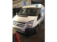 Breaking ford transit mk 7 and 2009 Peugeot partner