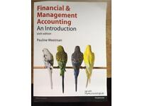 Financial & Management Accounting