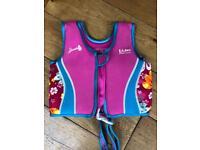 Children's swim vest
