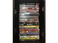 Various DVDs as seen in picture only £1 each