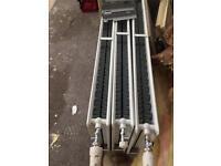 Radiator double 1200mm x 620mm