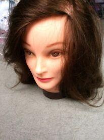Dolls training head