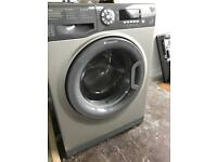 9kg Hotpoint Super Silent Washing Machine in Graphite