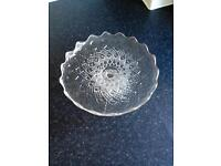Glass Cake Stand - Small