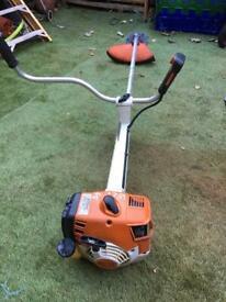 Stihl fs450 brush cutter strimmer professional machine good condition