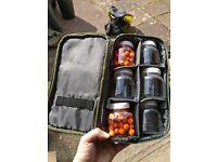 Boilie Pot Bag With Boilies