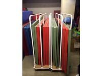 6 x Green Judo, Martial Arts, Gymnastics, Gym Mats,2m x 1m x 40mm RRP £750+