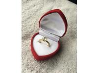 Gold ring for sale