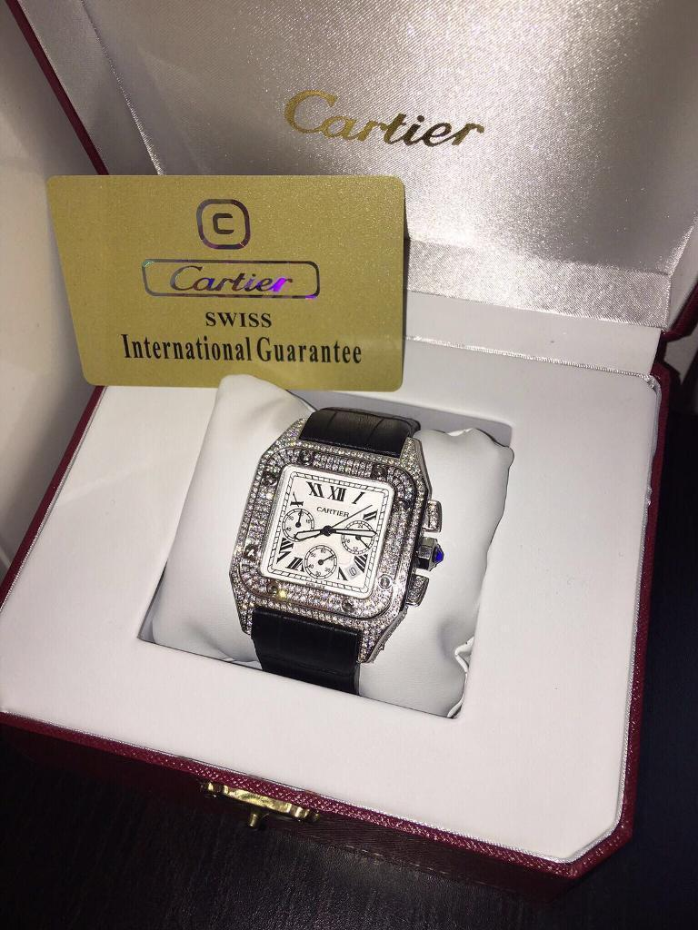 Cartier Watch Boxed