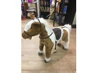 TallApprox 3/4ft Play Horse with Sound Effects
