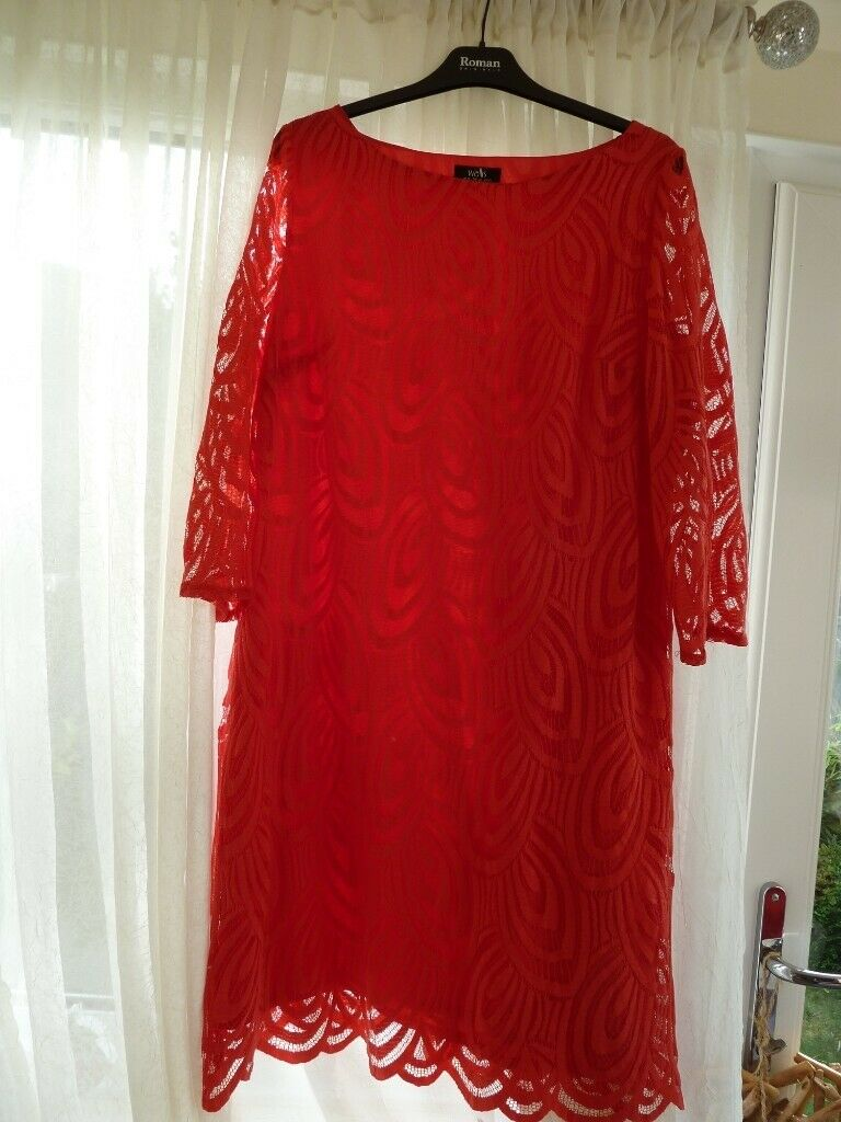 Wallis Red Lace Dress Zara Red Jacket Debenhams Red Linen Suit All Size 18 In Scarborough North Yorkshire Gumtree