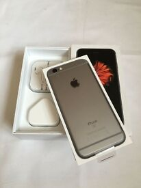 iPhone 6s 32GB factory unlocked brand new space great with one year warranty for sale