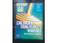 Children and young people's workforce early learning and childcare level 3 diploma course book