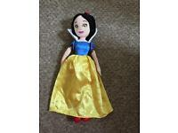Disney shop Soft snow white