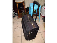 Polo Ralph Lauren BANKER Large Travel Wheeled Suitcase