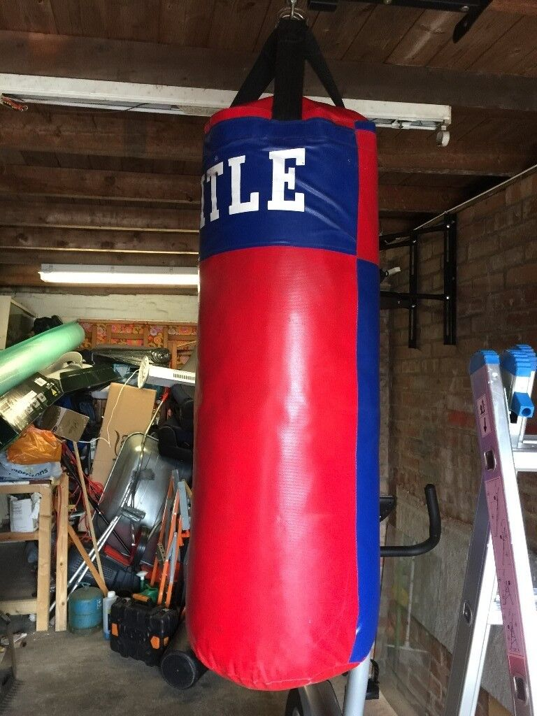 Boxing Bag And Ceiling Bracket